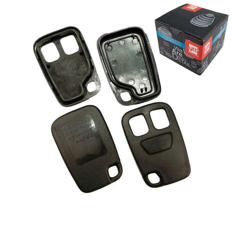 Volvo 2 Keys Car Key Casing S40 V40 S70 V70 C70 Remote Control Remote